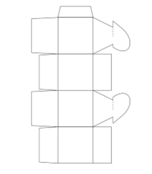 Calendario de adviento con cajas 2