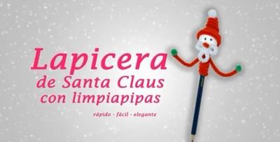 Marcador de Santa Claus 1