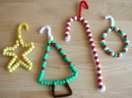 como hacer adornos de navidad