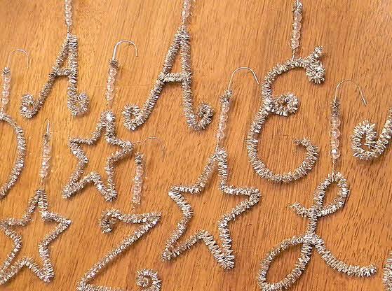 Manualidades navidad adornos para navidad con alambre for Manualidades souvenirs navidenos