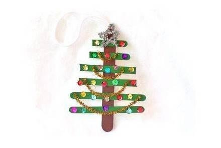 manualidades de navidad 2012