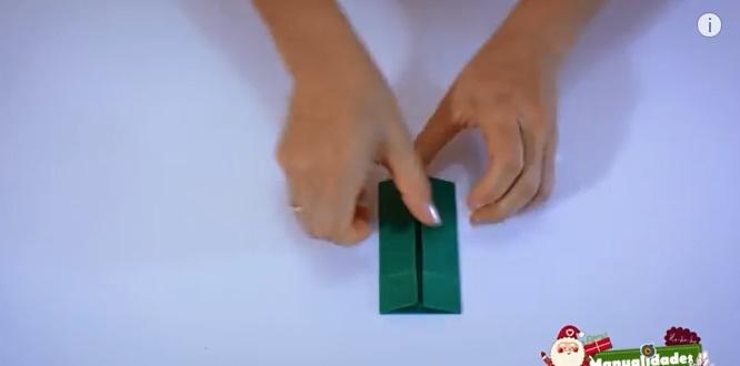caja navideña de papel 4