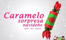 Caramelo sorpresa navideño