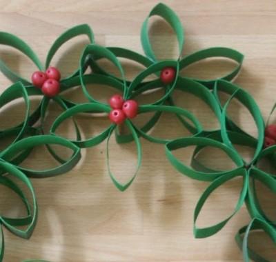 Manualidades navide as con reciclaje - Adornos navidad reciclados para ninos ...