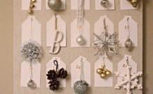 cuadro para decorar en navidad