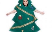 Disfraz árbol Navidad