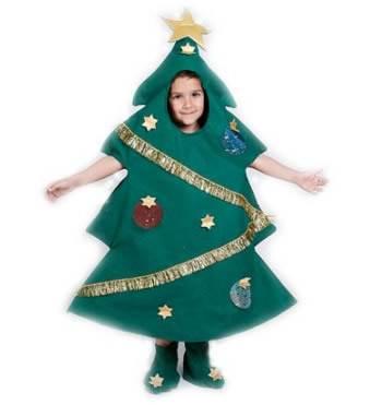 disfraz de rbol de navidad casero - Imagenes Arbol De Navidad