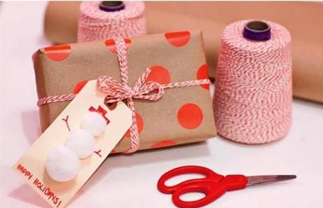 Idea para envolver regalos de navidad - Envoltorios originales para regalos ...