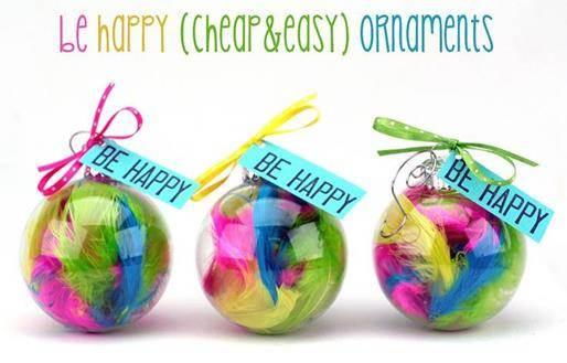 Souvenirs de navidad en forma de esferas for Manualidades souvenirs navidenos