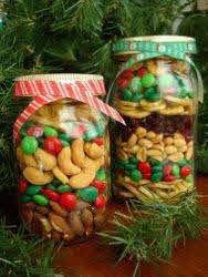 souvenir comestible para navidad
