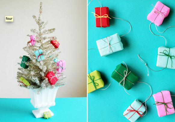 Manualidades navidad guirnalda de navidad - Guirnaldas navidad manualidades ...
