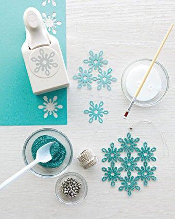 Crear adornos de navidad con papel - Decoracion de navidad manualidades ...
