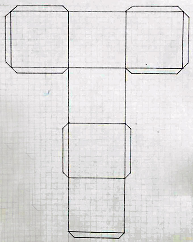 Molde de caja