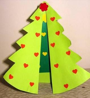 Tarjetas de navidad de papel cartulina - Como realizar tarjetas navidenas ...
